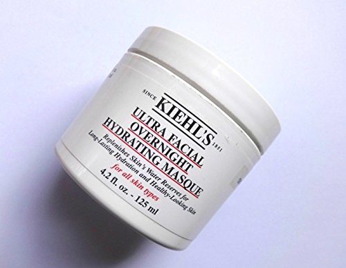 Kiehls Ultra Facial Moisturizer - Ultra Facial Overnight Hydrating Masque 125ml.
