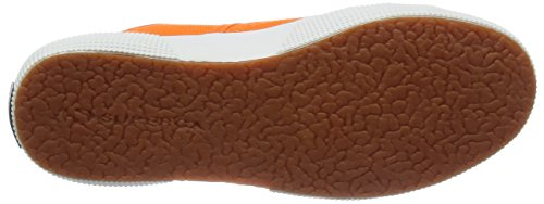 Superga 2750 Cotu Classic S000010, Zapatillas Unisex Adulto Naranja (Hot Orange)