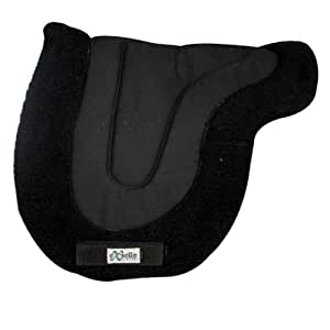 Exselle All Purpose Wither Relief Pad, Black