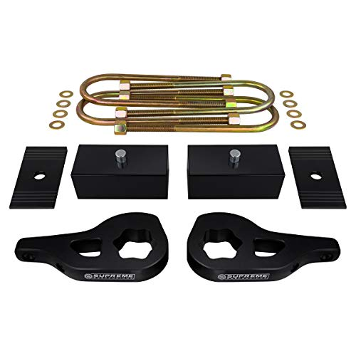 Supreme Suspensions - Full Lift Kit for 2002-2005 Dodge Ram 1500 Adjustable 1