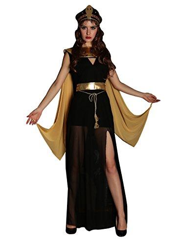 Sexy Egyptian Princess Costumes (Greek Goddess Costume Adult - Halloween Egyptian Goddess Princess Costume)