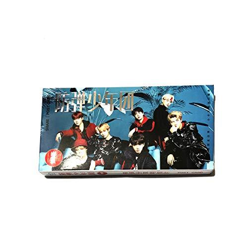 K-pop BTS Photo Postcard 180 sheets (Art Photo Postcard)