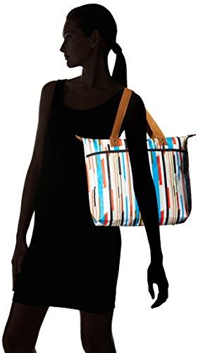 Kavu Donna Women' S Motion Blur Bag Babette CHqpvC7