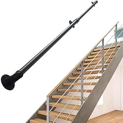 Rond Main Courante Pour Escalier Murs Kit Balustrade Garde