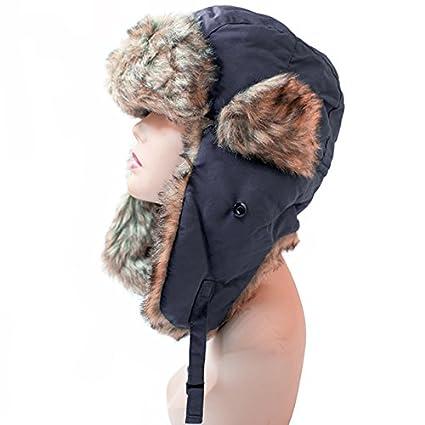 Women's Trapper Winter Ear Flap Hat P136