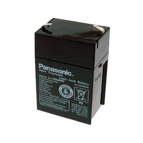 Panasonic LC-R064R5P Akku 6 Volt, 4,5Ah LC-R064R2P