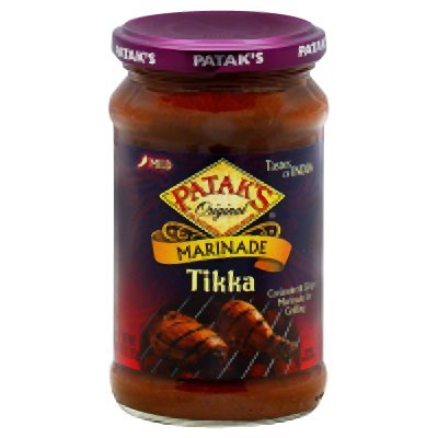Pataks Tikka Paste, 10 Ounce - 6 per case.