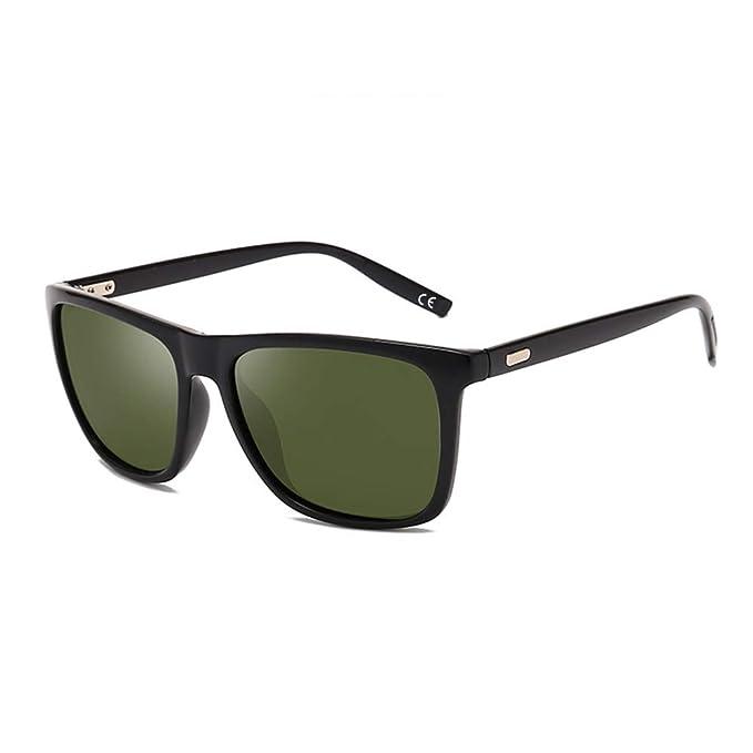 BVAGSS Vintage Classic Gafas De Sol Polarizado Modelo Hombre ...