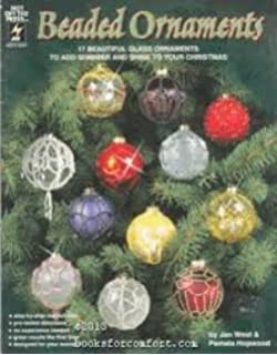 Christmas Tree Ornaments  Instructions for Making 14 Vintage