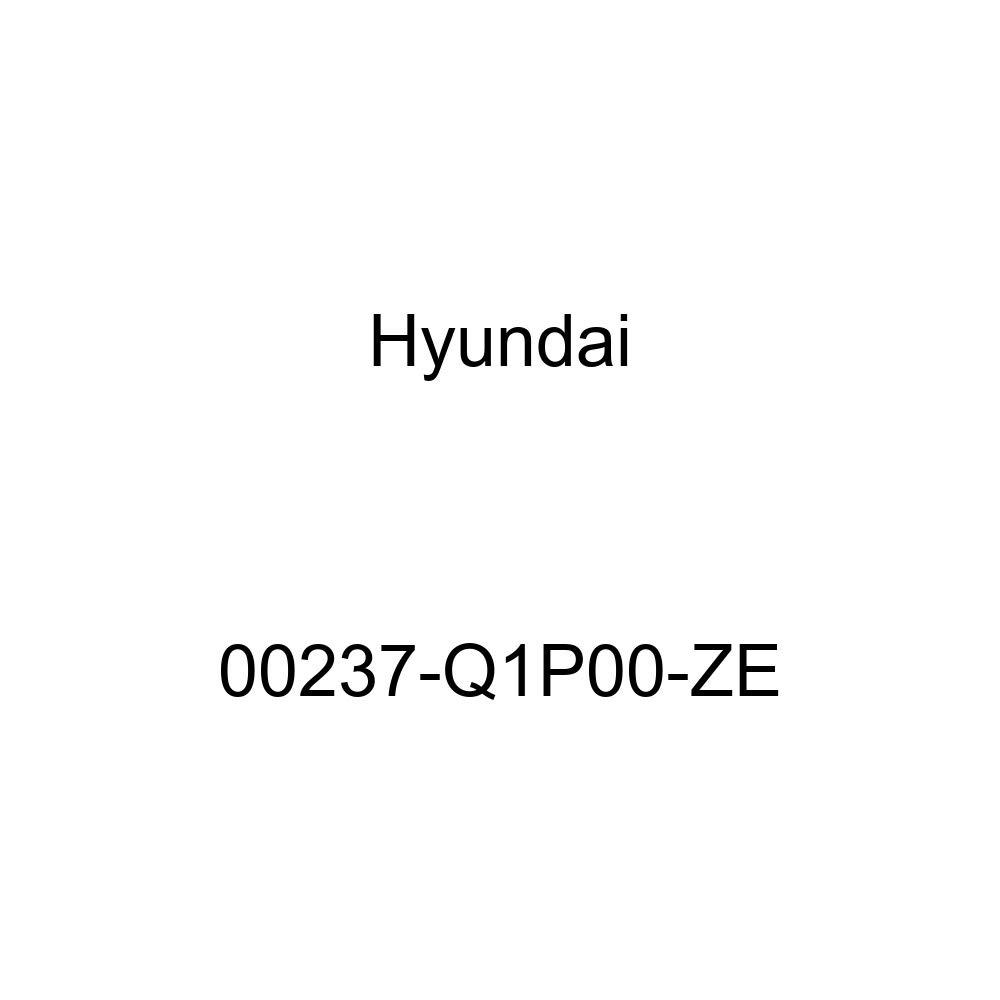 HYUNDAI Genuine 00237-Q1P00-ZE Floor Mat