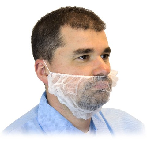 Safety Zone DBRD-1000 Beard Cover, 19