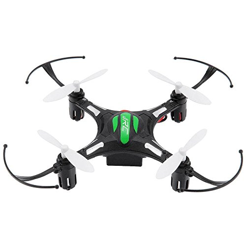 Fineser JJRC H8 Mini Drone 2.4G 4CH 6Axis RTF RC Quadcopter with One-key Automatic Return, Led Night Lights by Fineser