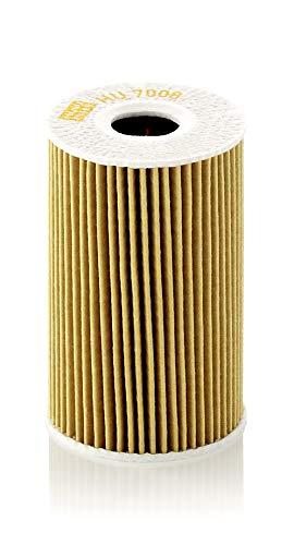 MANN-FILTER HU 7008 Z Original Filtro de Aceite, Set de filtro de aceite con junta / juego de juntas, Para automoviles