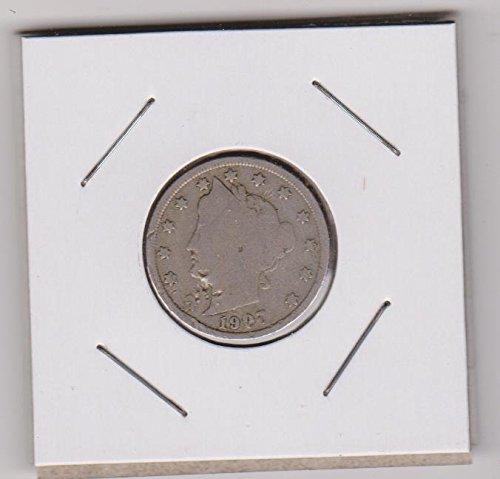 1907 Liberty Head Nickel Very Fine