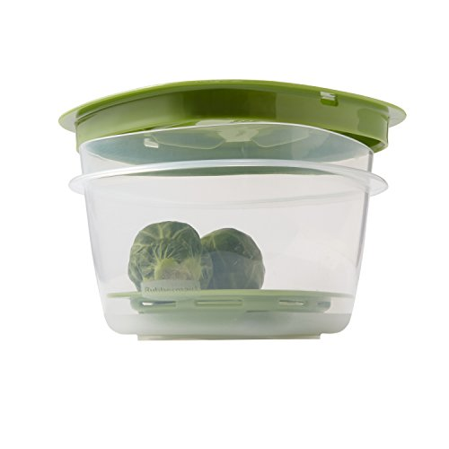 Rubbermaid Produce Saver Food Storage Container, 2-Cup