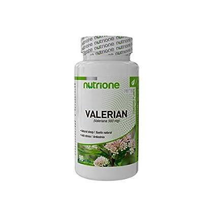 Nutrione - Extrato Seco de Valeriana - 90 Softgels