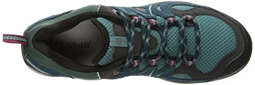 Salomon Ellipse 2 Aero W, Zapatillas de Trail Running Mujer Varios colores (Azul / Gris)