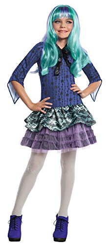 Girls Mh Twyla Kids Child Fancy Dress Party Halloween Costume, M -
