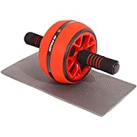 Ab Roller Wheel, Abdominal Exercise Trainer for Core Workout,Ab Roller Wheel Exercise Equipment,for Home Gym Office…