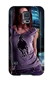 High-end Case Cover Protector For Galaxy S5(need For Speed)