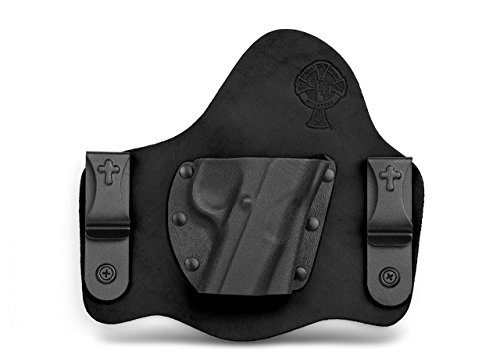 CrossBreed Holsters RH SuperTuck Concealed Carry Holster for 1911 Handguns -