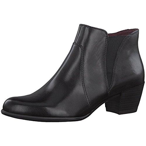 991 Noir 25353 1 1 Femme Pour Bottes 29 Tamaris HFWI11