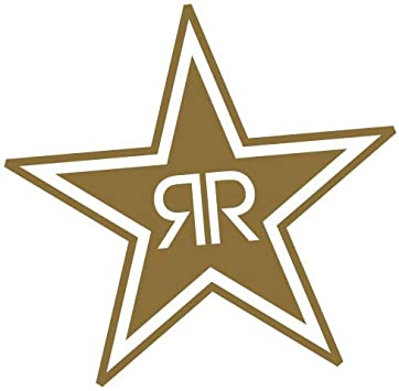 Custom Rockstar Energy Drink Decals And Stickers Any Size Color