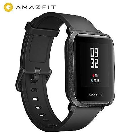 AMAZFIT Bip Huami Reloj Inteligente con GPS,smartwatch Monitor de ...