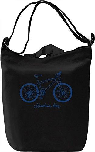 Mountain bike Borsa Giornaliera Canvas Canvas Day Bag| 100% Premium Cotton Canvas| DTG Printing|
