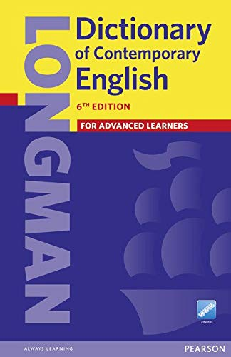 Longman Dictionary of Contemporary English (Paper and Online Access)