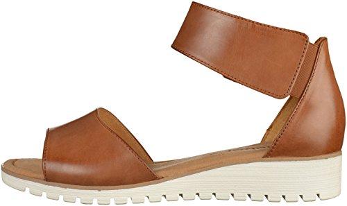 Sandale femmes 570 Marron 64 Gabor SxEqztaw