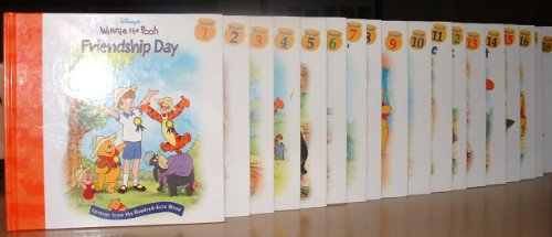 Disney's Winnie the Pooh Lessons from the Hundred-Acre Wood 18 Volume (Disney 100 Acre Wood)