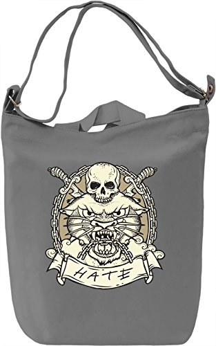Angry panther Borsa Giornaliera Canvas Canvas Day Bag| 100% Premium Cotton Canvas| DTG Printing|