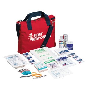 First Responder Bag, 10-3/4x3x13-3/4 by First Aid Only