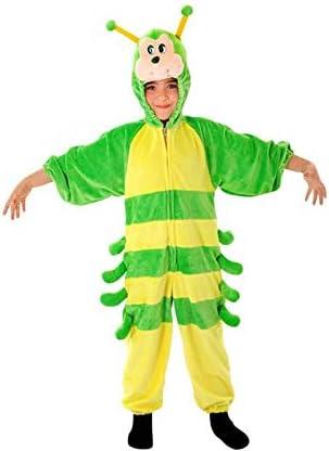 Disfraz de Oruga Amarilla para niños: Amazon.es: Juguetes y juegos