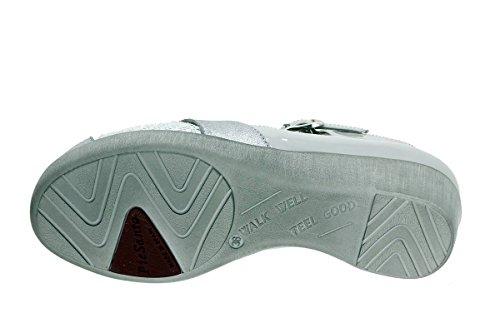 cosmo 180160 Amovible Chaussure Confort Sandales Gris Piesanto Semelle Gris Femme À Pz1SxWfH
