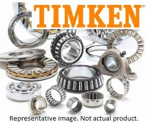Timken HB88509C Driveshaft Center Support Bearing by Timken