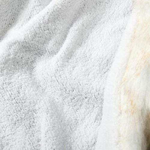 Cordón Abrigo Chaqueta Lana con Mujer Moda Delanteros Unicolor Caliente Capucha Larga Chaqueta Manga Outerwear Invierno Armeegrün Bolsillos De Modernas con Lana Hipster gXwqdwz