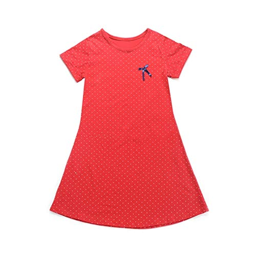 Girls Dress Summer Style Party Wear for Kids Baby Princess Dresses Girls Teenage 1-13 Year ()