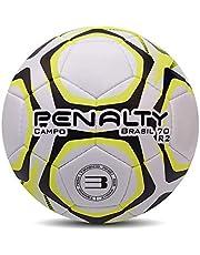 Bola Campo Brasil 70 N3 R2 IX Penalty 64 cm Branco
