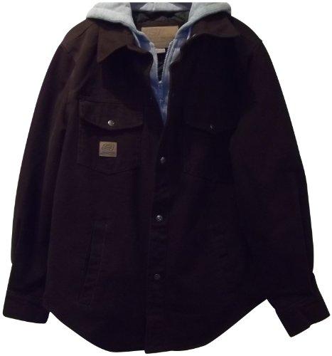 Skechers Canvas Hooded Jacket