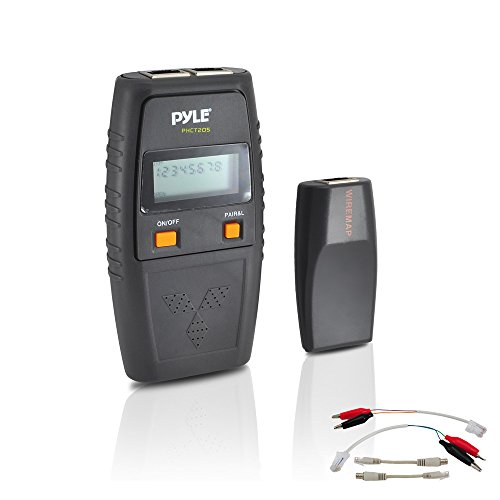 Pyle PHCT205 Network Cable Tester