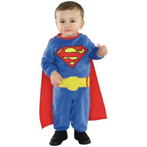 Superman Baby Infant Costume - Newborn
