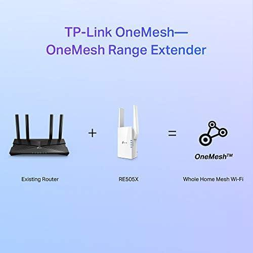 Tp Link Netz Repeater Wifi 6 Wlan Verstärker Ax1500 Elektronik