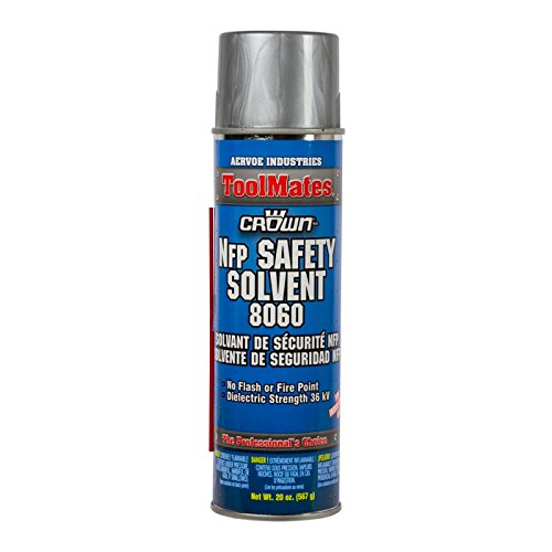 Crown 8060 Safety Solvent - 20 oz. Aerosol