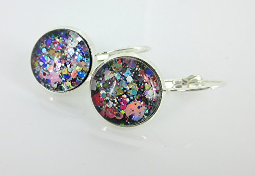 Hand Painted Earrings Jewelry - 3