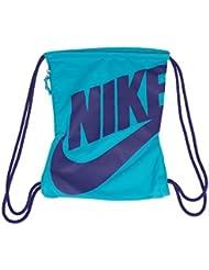 Nike Heritage Gym Sack (Teal/Purple)