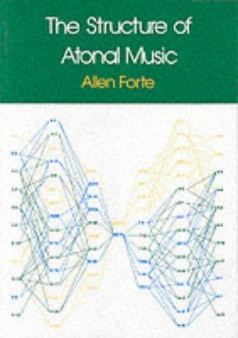 The Structure of Atonal Music [Allen Forte] (Tapa Blanda)