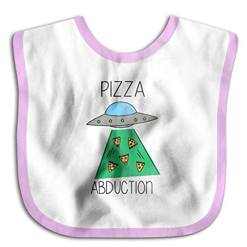 Price comparison product image Children's Waterproof Bibs Pizza Abduction Word Baby Skin Wrap SuperBib Babies&Toddlers