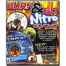 Burn & Go Nitro Cd/DVD
